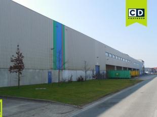 9865m² nieuwbouw opslagruimte met mogelijkheid tot kantoren (uitbreidbaar tot 12.326m² magazijn)<br /> Ligging: op 2min. van op- en afrit R4