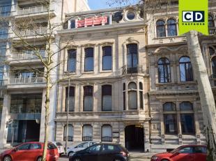 292m² kantoren op 4de verdieping<br /> Ligging: vlakbij Centraal station en centrum Antwerpen; openbaar vervoer op wandelafstand<br /> Specificat