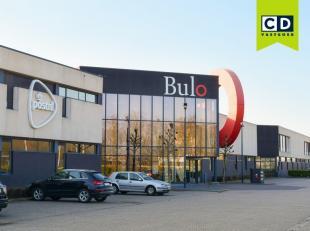 550m² kantoorruimte op gelijkvloers<br /> Ligging: vlakbij afrit E19<br /> Specificaties: landschapskantoor, dubbel glas, spots, databekabeling,