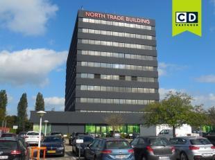 150m² gerenoveerde kantoorruimte op 5de verdieping<br /> Ligging: in de haven, vlakbij binnenstad en Antwerpse ring; openbaar vervoer op wandelaf