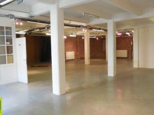 Bedrijfsvastgoed te huur                     in 2018 Antwerpen