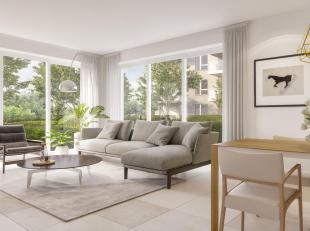 La résidence Garden View Zellik offre le meilleur des deux mondes: la proximité et une bonne connexion avec la grande ville de Bruxelles
