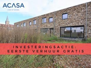 LAATSTE WONING IN HET PROJECT!<br /> In het hart van Geraardsbergen biedt het project Parkzicht u deze energiezuinige moderne woning.<br /> De instapk