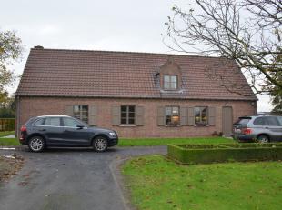 Maison à louer                     à 9800 Zeveren