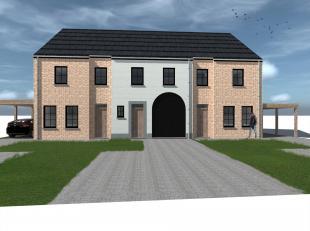 Maison à vendre                     à 8570 Anzegem