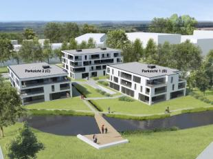 De residentie is gelegen in een volledig aangelegd parkgebied met vijver, met aanwezigheid van bezoekersparking. Vanuit het parkgebied zijn station, o