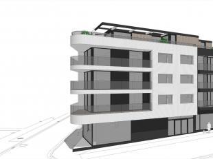 Nieuwbouw appartementsgebouw Res. Den Teerling vindt u terug op de hoek van de Boomgaardstraat en Stationsstraat. Deze ultieme ligging in het centrum