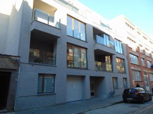 Nieuwbouwappartement (bouwjaar 2018) in het centrum van Gent (op wandelafstand van de Zuid). Dit appartement wordt instapklaar afgeleverd, volledig pr