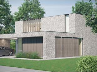 Exclusieve moderne nieuwbouwwoning ontworpen door CAS-architecten. Rustig gelegen in de Lembeekse bossen. Voor meer informatie, contacteer Ewout Vande
