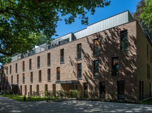 """Twee slaapkamer appartement te huur in dé groene long van Eeklo. Dit appartement maakt deel uit van het residentiële project """"Park Van Dam"""