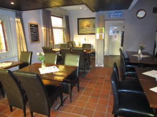 Over te nemen : gezellige taverne - restaurant met een kleine woonst  gelegen in het toeristische havendorp Lillo ( Antwerpen ) . <br /> Lillo is een