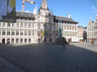 Over te nemen : taverne - brasserie - restaurant met kleine woonst op toplocatie in het historisch gedeelte van Antwerpen . Gelegen in de omgeving Gro