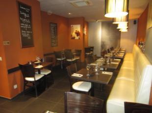 Over te nemen : bistro / restaurant te Antwerpen - Centrum . Deze zaak is gesitueerd in het hartje van Antwerpen vlakbij de gekende winkelstraat Meir