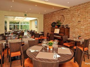 Over te nemen : goed draaiende brasserie - restaurant te Zaventem . Deze gezellige zaak is gelegen in de nabijheid van een park en een openbare parkin