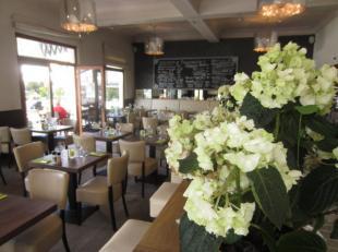 Over te nemen : fraaie en frisse brasserie met mooie omzetcijfers te Deurne - Zuid . <br /> Deze sfeervolle zaak met mooie hoekligging is gelegen op e