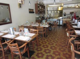 Over te nemen : zeer gezellig klein restaurantje / bistro op het trendy Antwerpse - Zuid . TOPlocatie in de buurt van het Museum Van Schone Kunsten en
