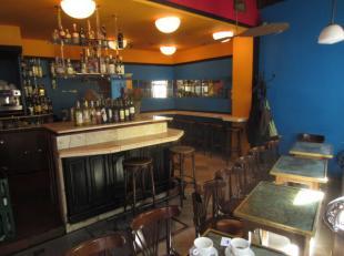 Over te nemen : bruin café in het historisch gedeelte van Antwerpen .<br /> Deze horecazaak is gelegen vlakbij de Grote Markt en in de schaduw