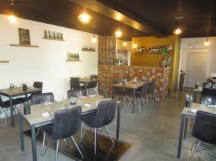 Over te nemen : karaktervol klein restaurant / bistro te Hoogstraten . Prachtige locatie op een gezellig binnenplein van de voormalige rijkswachtkazer