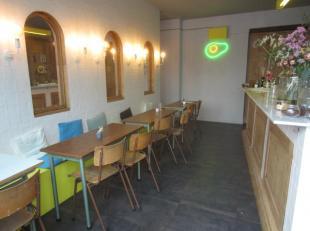 Over te nemen : horecazaak / ontbijt & lunchzaak in het historisch gedeelte van Antwerpen en dit op de Scheldekaaien .<br />  Commerciele topliggi