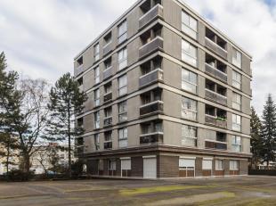 Prachtig éénslaapkamer appartement met zicht op park.<br /> Dit appartement bevindt zich op de 2de verdieping van een zeer rustig gelege