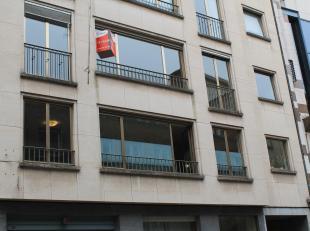 Kantoor-appartement gelegen in het centrum van Leuven, met een oppervlakte van circa 155m². Dit appartement dat eveneens geschikt is als kantoor