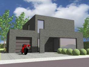 Nieuw te bouwen alleenstaande woning met vrije keuze van architectuur te Lichtervelde. Prijs voorbeeldwoning, maar geen verplichting. Your Home luiste