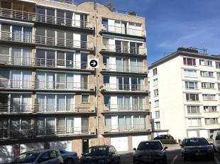"""Appartement op de 4de verdieping in 'Residentie Ten Grenze', in de wijk """"Groenenhoek"""" op de grenslijn Berchem, Borgerhout, Deurne-zuid.<br /> Zeer goe"""