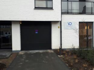 Ondergrondse parkeerplaats te koop in een nieuwe, verzorgde residentie, gelegen aan de Antwerpsesteenweg in Lier, centraal tussen de Grote Markt en de
