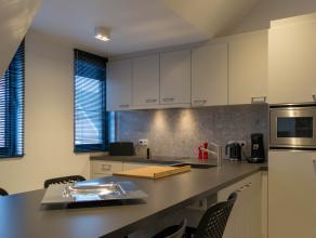 Als u op zoek bent naar een compacte woonst, welke comfort en authenticiteit uitstraalt, gelegen in een moderne residentie, dan kan dit é&eacut