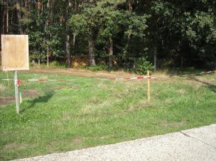 Landelijk en bosrijk gelegen perceel bouwgrond plus een stuk bos! Op een totale oppervlakte van 57a 15ca, bouwgrond (13 a 15 ca )en het bos van( 44 ar