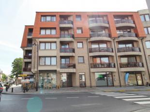 Ruim appartement met open zicht op het centrum van De Haan! Ideaal als investering(Actueel verhuurd aan euro 685 / maand) of als tweede verblijf aan d