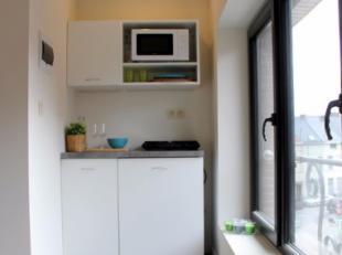 In een volledig gerenoveerd kleinschalig appartementsgebouw kan u deze leuke unit terugvinden. Binnen de ring van Leuven, aan de vernieuwde Kapucijnen