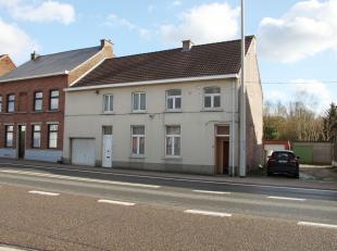 In het populaire Kessel-Lo, in de rand rond Leuven, op de verbindingsweg tussen Diest-Leuven, kan je deze woning terugvinden. Een te renoveren pand me