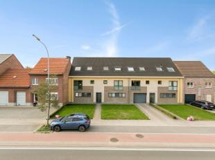 In de stadsrand van Leuven, vind je deze kleinschalige residentie terug, bestaande uit 7 recente appartementen. De residentie is gelegen in de gezelli