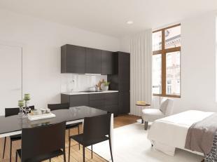 Residentie HEMERA, bestaande uit 6 studio's en 1 handelsgelijkvloers, is gelegen in het bruisende hart van Leuven. Een ideale locatie voor zowel unive