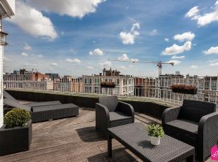 """Heerlijk gelegen in de onmiddellijke nabijheid van Het Stadspark, """"Stadsbrouwerij De Koninck"""" met trendy restaurants, bars en winkeltjes. Het vernieuw"""