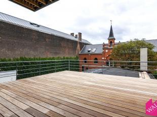 Wonen op Zurenborg? We hebben een schitterend en luxueus afgewerkt appartement met groot terras voor U! Op een excellente ligging en in het prestigieu