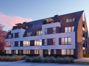 Met veel plezier stellen wij dit nieuwe project van 14 luxueuze appartementen voor in een uniek kader, op een rustige en residentiële omgeving na