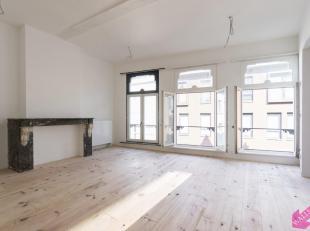 Prachtig gerenoveerd appartement op topligging hartje Antwerpen. Onmiddellijk beschikbaar. Volledig geschilderd en instapklaar. Zeer veel lichtinval d
