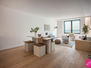 Dit splinternieuwe appartement dat barst van sfeer en licht kan uw nieuwe thuis worden. Bij de totaalrenovatie is werkelijk niets aan het toeval overg
