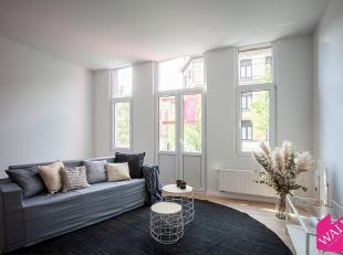 Welkom in Jan de Laet 24 een kleinschalige totaalrenovatie bestaande uit vier appartementen met 1 of 2 slaapkamers.<br /> De rustige Jan Delaetstraat