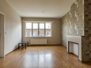 Gunstig gelegen appartement met één slaapkamer, vlakbij Zurenburg en het stadscentrum. Op de 2e verdieping van een kleinschalig gebouw.