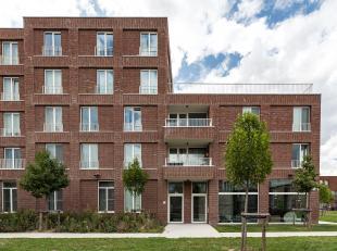 """Prachtig nieuwbouwappartement, zeer rustig gelegen in het """"Groen Kwartier (oude militaire hospitaal)"""" ; in een autovrije site met een grote supermarkt"""