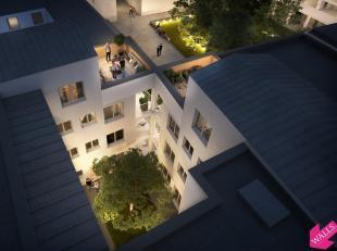 Duurzaam genieten van het leven, daarvoor staat residentieLampagne.Deze elegante nieuwbouwresidentie is gelegen op de hoek van de Falconrui en de Gene
