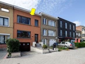 Goed gelegen bel-etage woning vlakbij buurtwinkels, openbaar vervoer en op wandelafstand van het Boekenbergpark (op 200 m!). De woning omvat op het ge