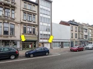 Te renoveren handelspand (voorheen bakkerij) gelegen op de verbindingsweg richting Antwerpen (Stenenbrug) met verschillende handelszaken in de omgevin