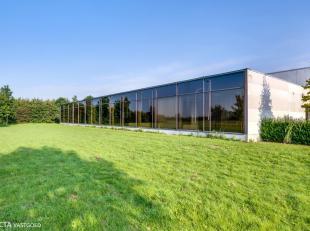 Kantoren te huur met sublieme zichtlocatie vanaf de A10! Kantoren (425m²) voorzien van alle hedendaagse comfort. Openspace ruimte, vergaderzaal &