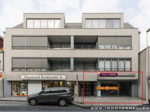Zeer goed gelegen handelsgelijkvloers in het volle centrum (winkelstraat) van de gemeente Aartselaar. Dit handelsgelijkvloers werd gebouwd in 2008 en