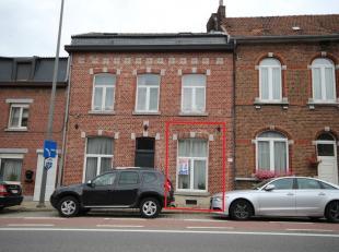 Leuk gelijkvloers appartement van ca. 62 m² op wandelafstand van het station van Tongeren. Dit appartement beschikt over 1 slaapkamer, een  dress