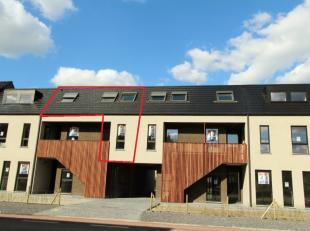 Modern, luxueus appartement (Unit 6) met een vlotte verbinding naar Bilzen, Diepenbeek, Hasselt, Tongeren... De inkomhal leidt ons naar de ruime livin